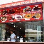 Star Kebab Török Étterem Nyugati fényképe