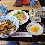 เมนูเซตหอยนางรม 2,200 เยน