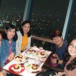 ภาพถ่ายของ Skytree Cafe Floor 340