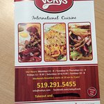 Ảnh về Veky's International Cuisine