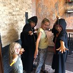 Hogwarts Express 9 3/4 resmi