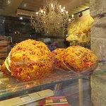 Brioches aux pralines rouges de Pralus