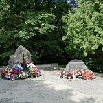Monument to Merikula Paratroopers