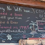 Photo de Crystal Beach Bar