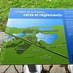 Le Parc de la Frayère, carte et règlements