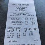 Cafe Au Roi Albert ภาพถ่าย