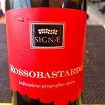 Superbe vin rouge