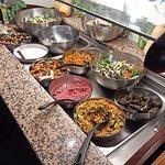 Ephesus lunch buffet