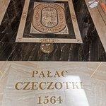 Zdjęcie Hawełka w Pałacu Czeczotka