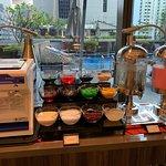 صورة فوتوغرافية لـ Plate, Carlton City Hotel Singapore