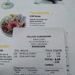 Foto van Yellow submarine cerveceria internacional