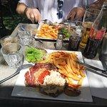 Photo de Le café du village