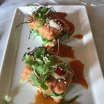 Astonishingly delicious spicy tuna concoction