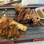 烤肉季照片