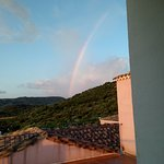 Arcobaleno su Loceri