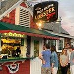 Footbridge Lobster Photo