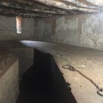 The chambers for the slaves
