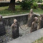 The slave memorial