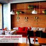 Fotografija – Shanghai fast food
