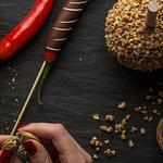 Zdjęcie Fragola - Świeże Owoce w Czekoladzie