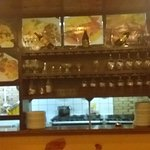 balcão de vinhos