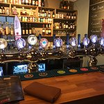 Bilde fra Gulating Pub Gamlebyen