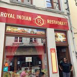 Foto van Royal Indian Restaurant