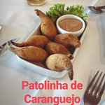 Patolinha de Caranguejo.