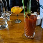 Nice & spicy bloody Mary