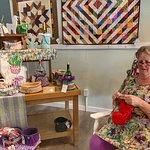 Artisan knitting