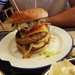 Duble burger