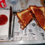 Photo de The Grilled Cheese Factory
