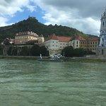 Dürnstein; Blick von der MS Modigliani