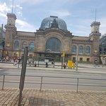 Dresden Central Railway Station