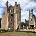Chateau du Moulin Conservatoire de la Fraise Photo