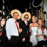 The wedding bells are ringing here at Carlos'n Charlie's Las Vegas!