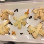 Tabla de quesos Manchegos