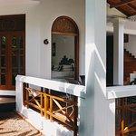 veranda of Deluxe room 1