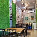 Inside Mad Java Cafe