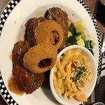 The meatloaf - fantastic!