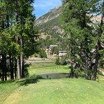 Golf Club Claviere Photo