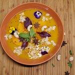 Our bestseller pumpkin soup!
