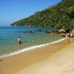Praia de Freguesia de Santana (Ilha Grande)