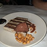 Layer cake dessert.