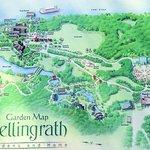 map of Bellingrath