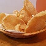Spiced Prawn Crackers
