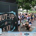 Foodtrailer Catering Students Inkom Maastricht