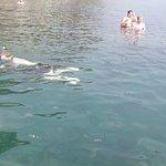Snorkelling stop at Granate (no land access)