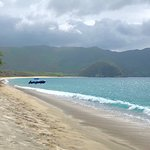 Virgin beach at Cinto, Tayrona