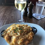 When I bit into my first chunk of the Steamed Maine Lobster in this dish, I was truly in heaven!
